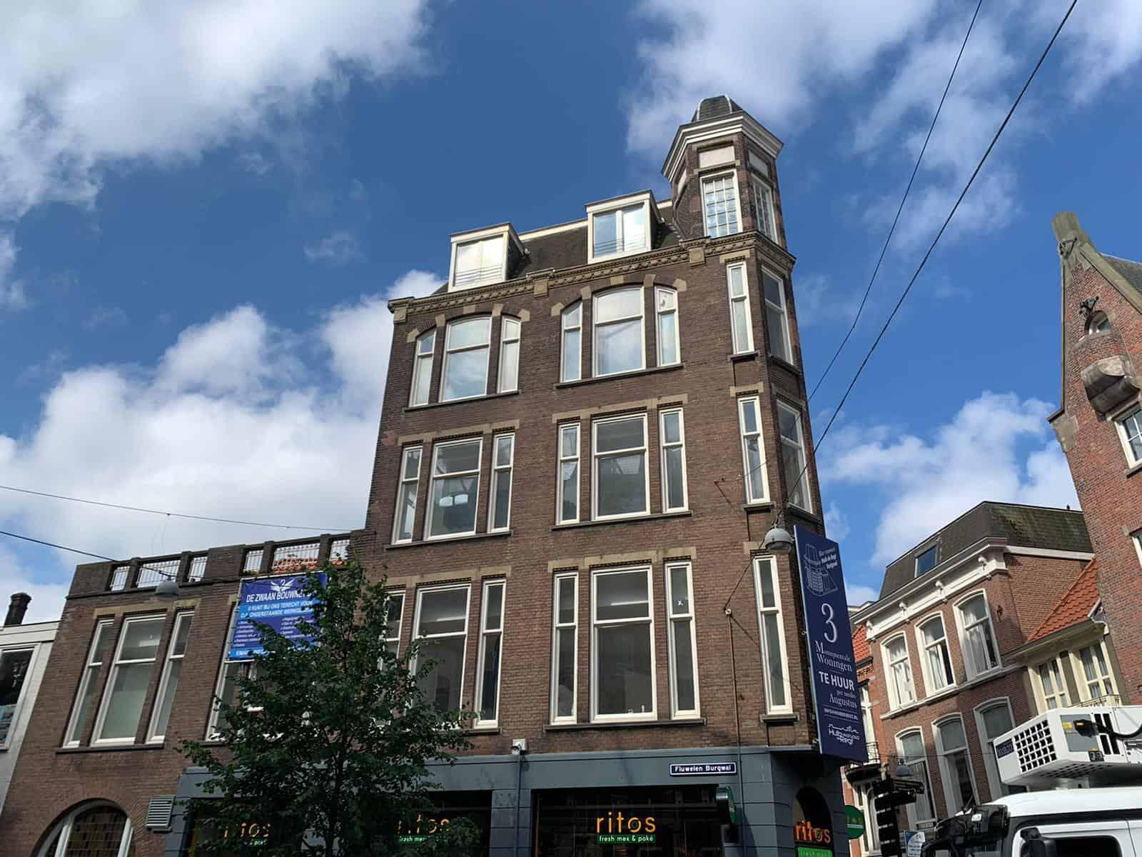Fluwelen Burgwal Den Haag